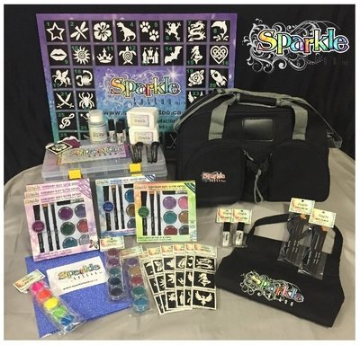Sparkle Tattoo Professional Kit