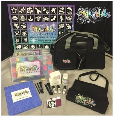 Sparkle tattoo Starter Kit